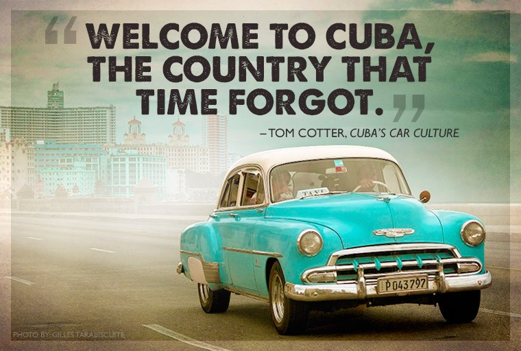 Cuba's Car Culture - Tom Cotter