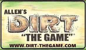 Dirt the game box cover