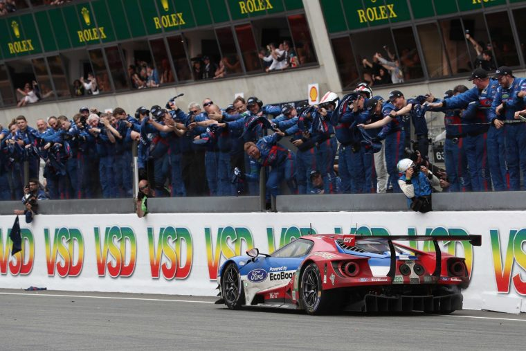 Ford Gt Wins Le Mans