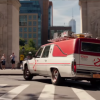 The new Ghostbusters remake will feature a 1984 Cadillac DeVille hearse as its new Ecto-1