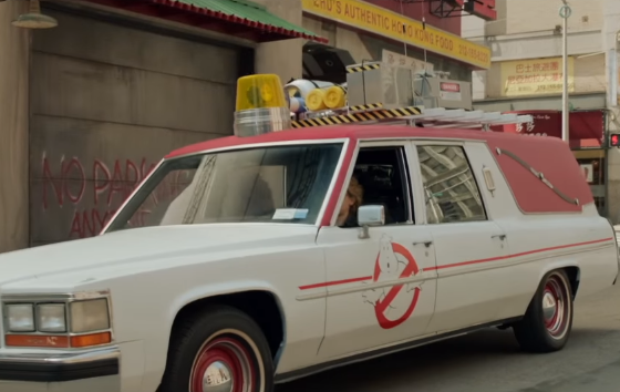 1984 Cadillac DeVille Hearse to be Featured in 'Ghostbusters' Reboot - The News Wheel