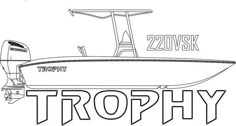 Honda Marine and H2O Sports Manufacturing, LLC Bring Back Iconic Trophy Boat Brand