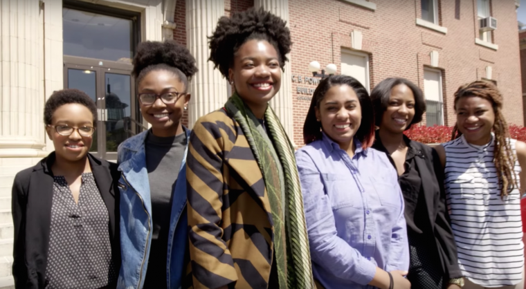 """Howard University students chosen as Fellows for the """"Discover the Unexpected"""" program sponsored by Chevrolet"""