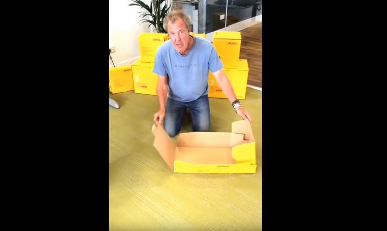 Jeremy Clarkson Building A Box