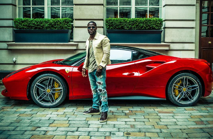 5 Coolest Cars From Kevin Harts Instagram The News Wheel
