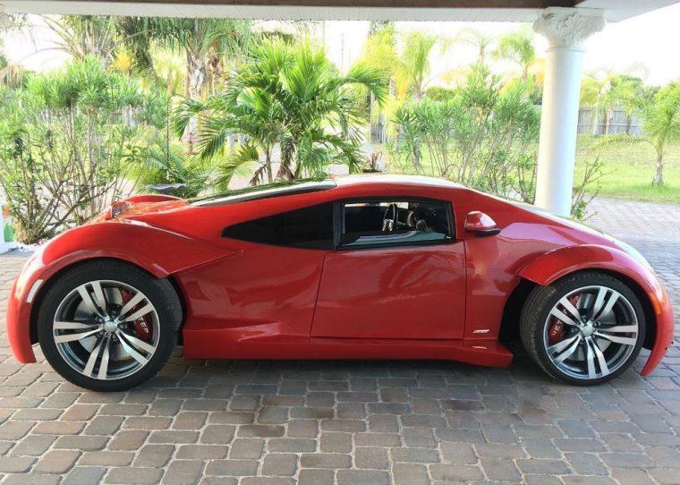 Lexus 2054 Recreation eBay