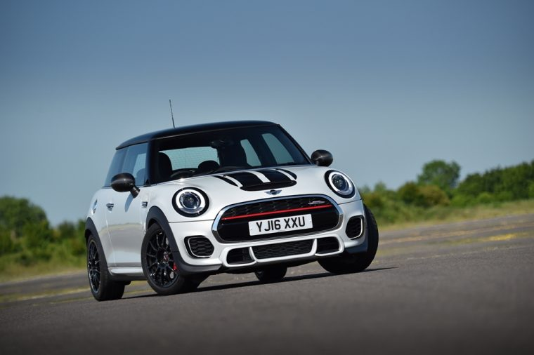 Mini will premiere its new JCW Challenge hatchback later this month at the Goodwill Festival of Speed