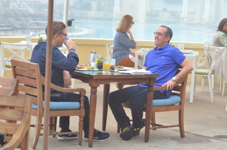 """Spike Feresten's old boss Jerry Seinfeld makes an appearance on the new season of """"Car Matchmaker"""""""