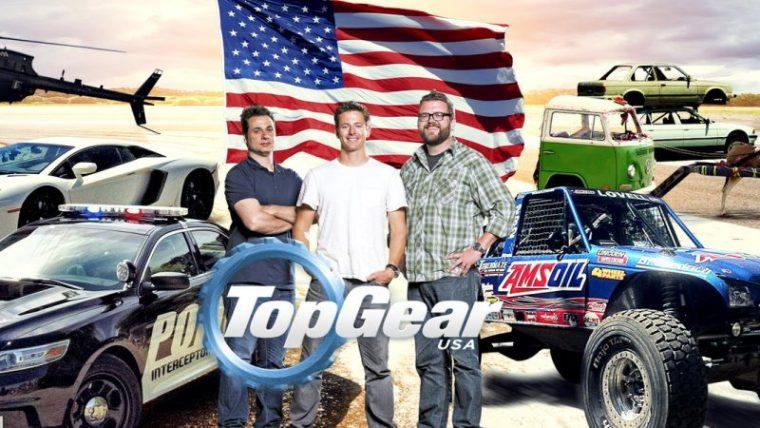 Top Gear USA Splash Image