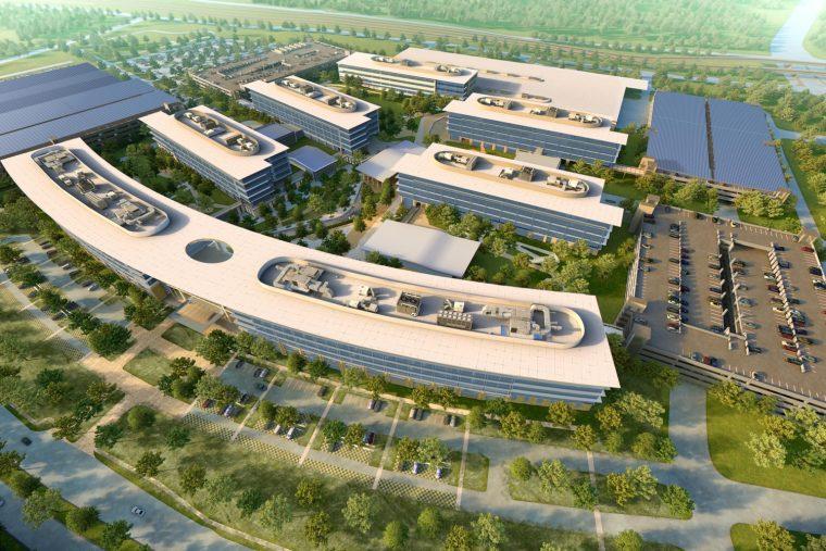 Toyota's Plano TX Headquarters