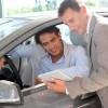 car sales people shopper buyer