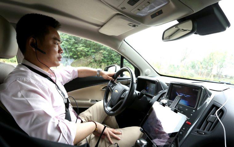 General Motors V2X technology Shanghai