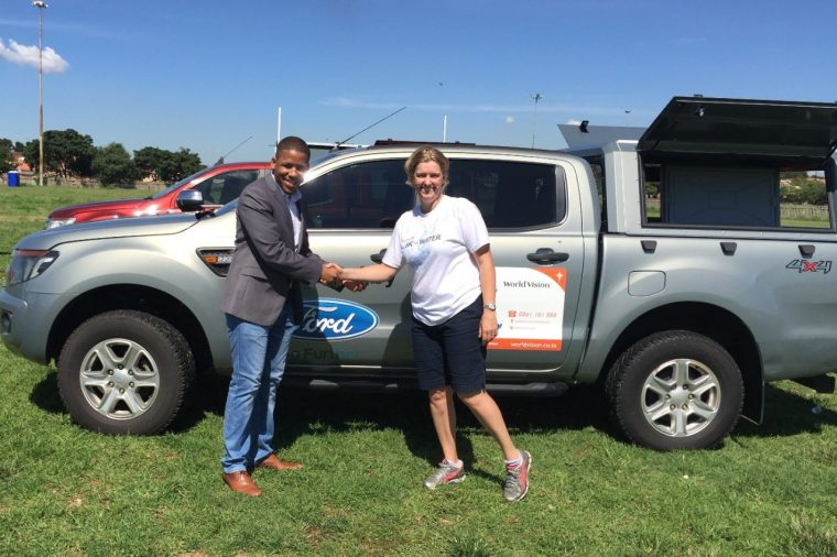 Ford Ranger Ford Better World Project South Africa