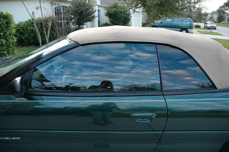 window tinting - Reduce Sunshine Glare on Your Windshield