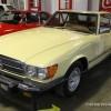 California Automobile Museum - 1977 Mercedes-Benz 450SL