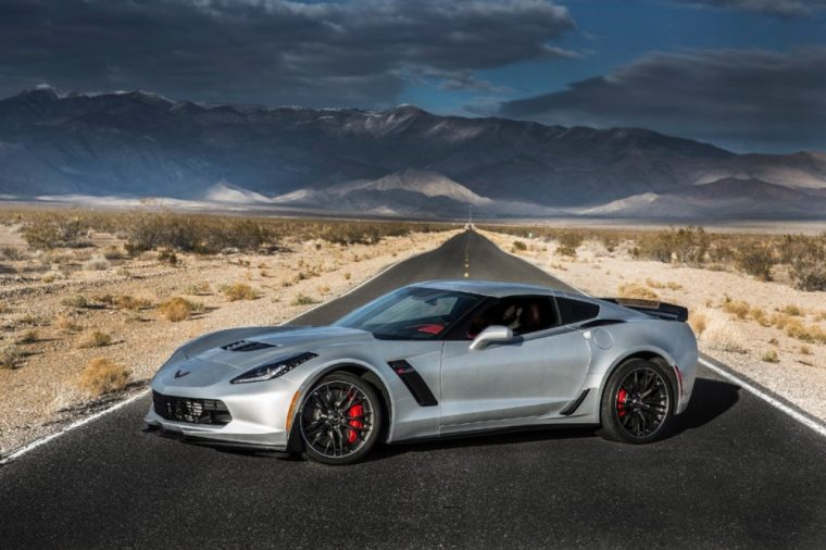 The 2017 Version Of Corvette Z06 Will Reportedly Come With Improvements To Its Cooling System