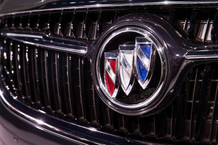 Buick first-half sales have increased 20.1% compared to last year