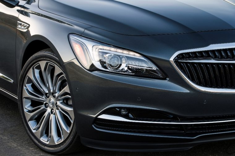 The redesigned 2017 Buick LaCrosse comes with a V6 engine, available all-wheel drive, and carries a starting MSRP of $32,065