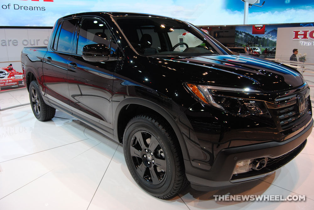 2017 Honda Ridgeline Overview - The News Wheel