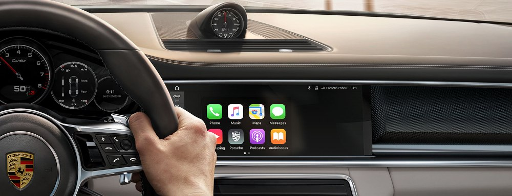 The 2017 Porsche Panamera S New Infotainment System Will