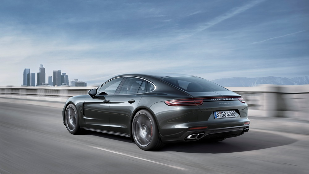 The Redesigned 2017 Porsche Panamera Will Leave You Flabbergasted News Wheel