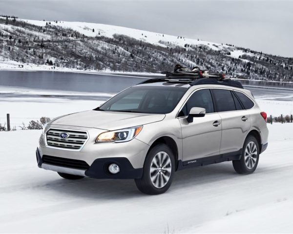 2017 Subaru Outback Overview The News
