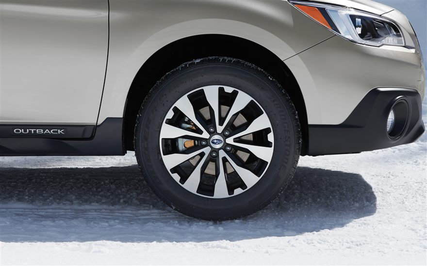 Subaru Outback Wheels on New Subaru Outback