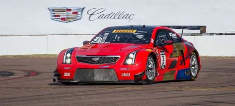 Cadillac Racing drivers Michael Cooper and Johnny O'Connell will drive their Cadillac ATS-V.R coupes this weekend at the Mid-Ohio road course