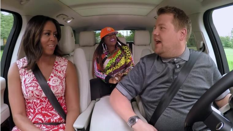 Carpool Karaoke White House