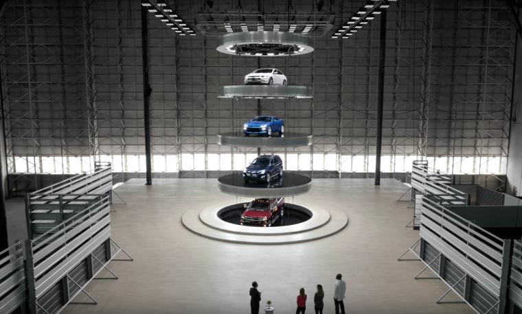 Chevy commercial for J.D. Power awarded Camaro, Malibu, Equinox and Silverado HD