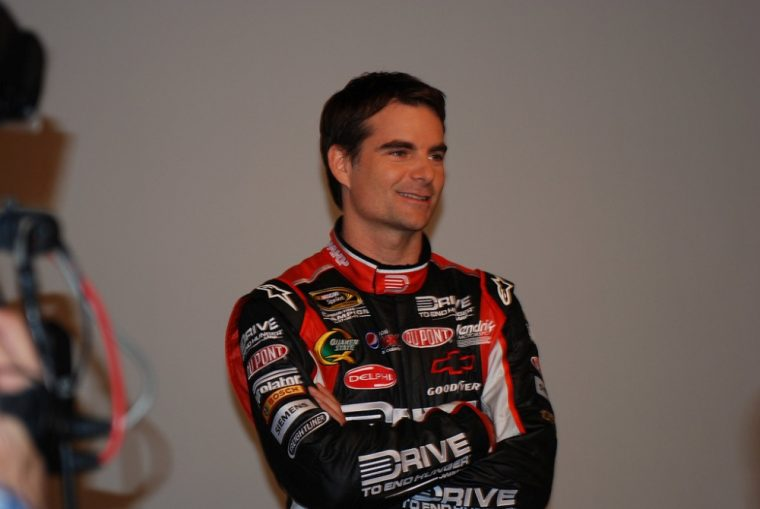 Jeff Gordon will drive the No. 88 Chevy racecar at Indy if Dale Earnhardt Jr. doesn't recover in time from his concussion