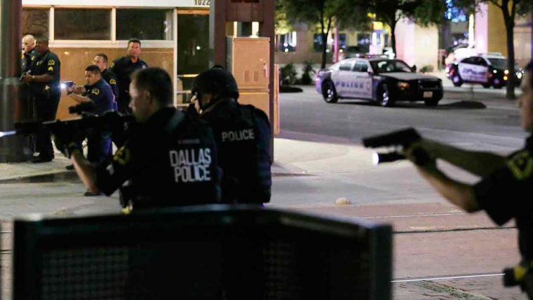 Dallas Police Shooting