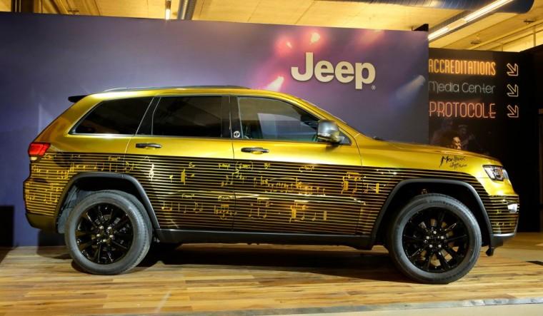 Jeep Grand Cherokee Score Edition