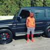 A new Mercedes-AMG G65, which retails for more than $200,000, is the newest addition to comedian Kevin Hart's car collection