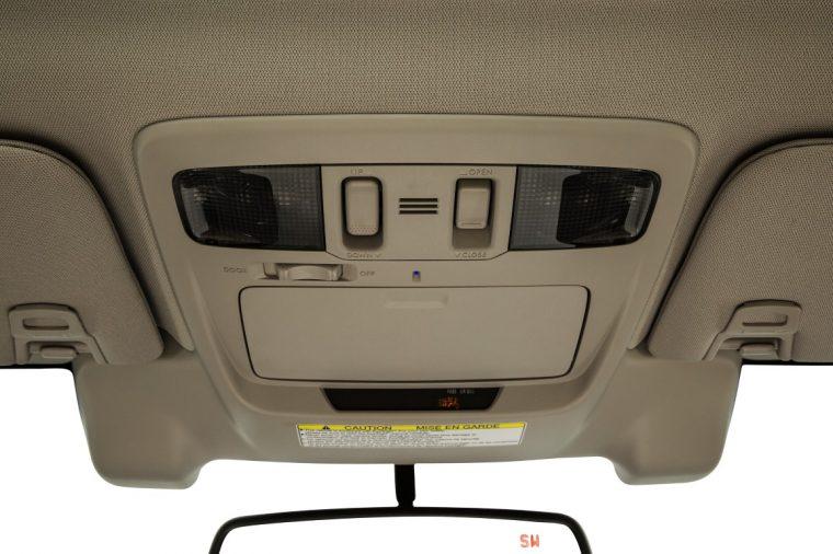 Subaru EyeSight technology in the Legacy sedan