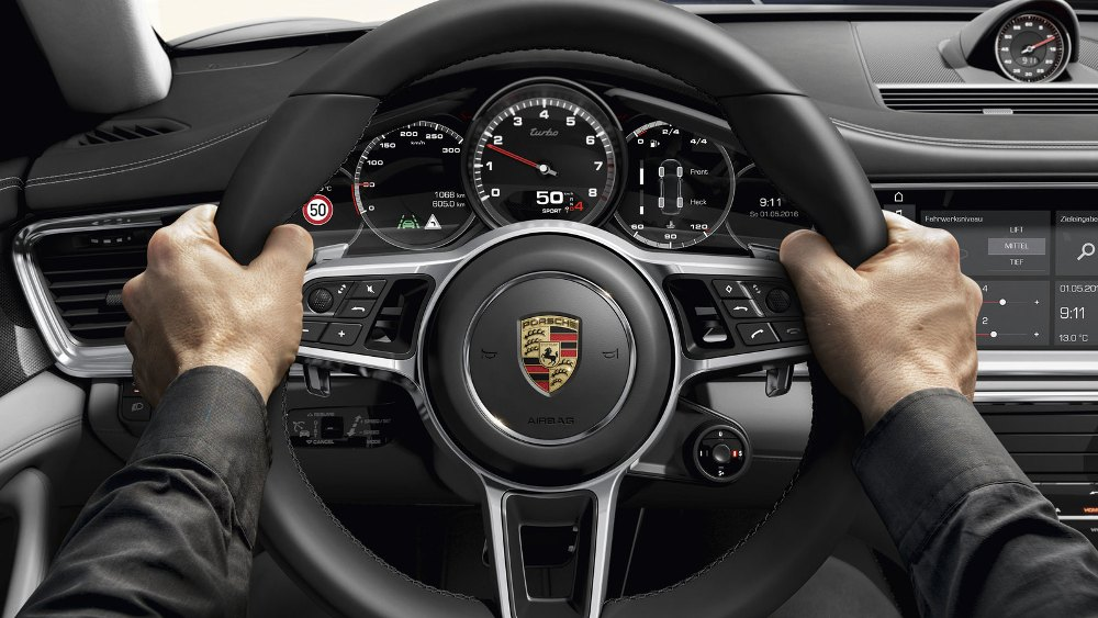 Car And Driver >> The 2017 Porsche Panamera's New Infotainment System Will Leave You Dumbfounded - The News Wheel