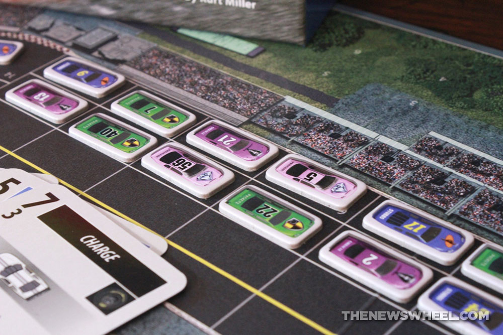 Who Invented The First Car >> 'Thunder Alley' Review: Everything You Want in a Stock Car Racing Board Game - The News Wheel