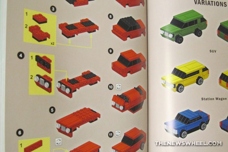 Tiny LEGO Wonders book review No Starch Press set assembly