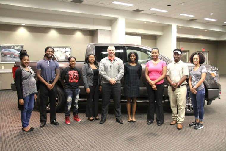 Nissan announces winners of Titans of Tomorrow Scholarship