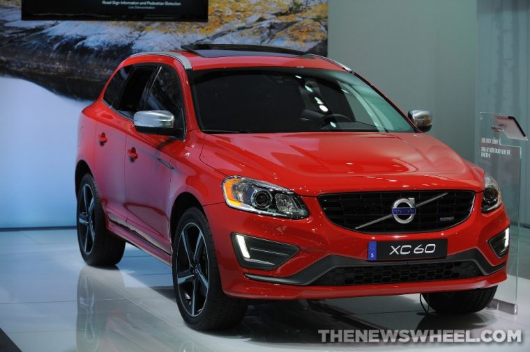 The XC60 was Volvo's bestselling vehicle during the first half of 2016 with 78,066 units moved