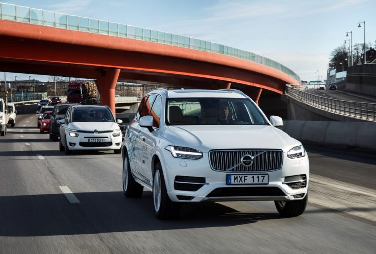 Volvo has revealed big plans to sell a self driving vehicle by the year 2021