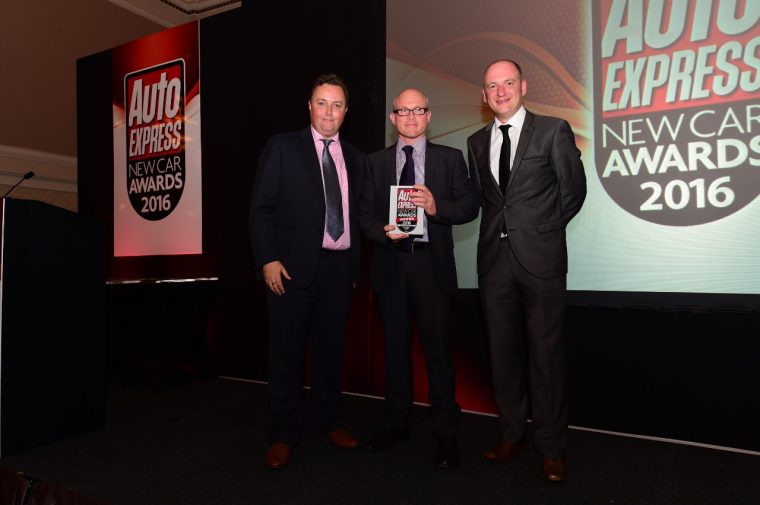 Vauxhall Astra wins Auto Express New Car Award