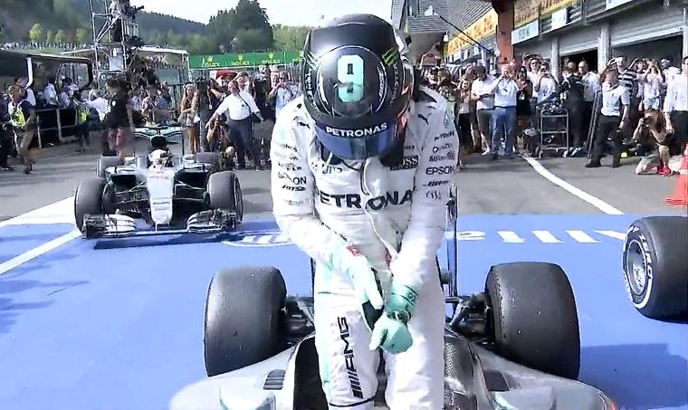 2016 Belgian Grand Prix Recap - Rosberg Exits Mercedes F1 Car