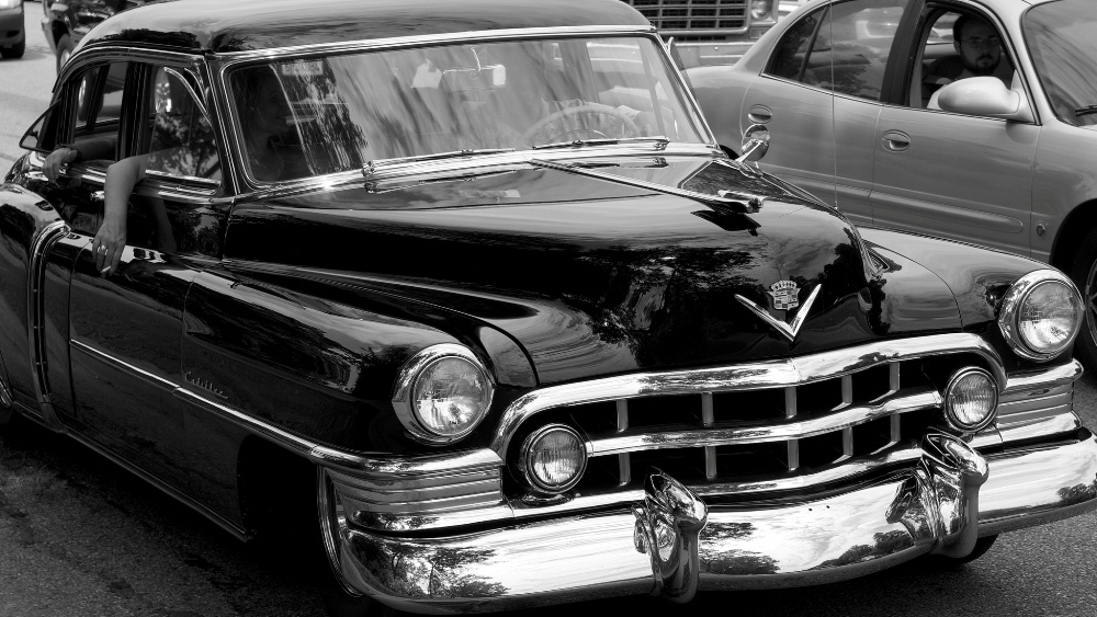 1952 Cadillac Formerly Owned By President Eisenhower Nabs