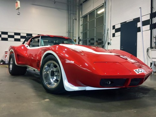1969 Corvette Big Block