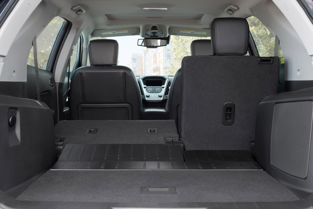 2017 Chevrolet Equinox Overview The News Wheel