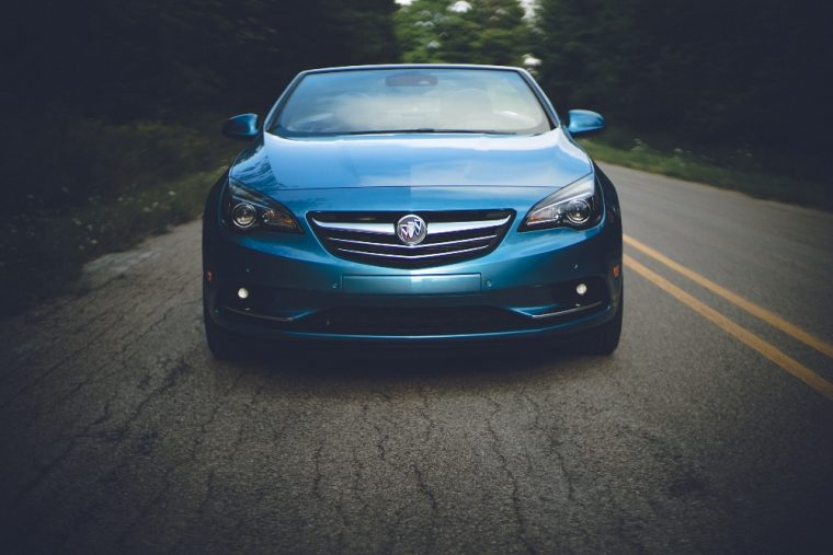 A new ST trim will be offered with the '17 Buick Cascada convertible