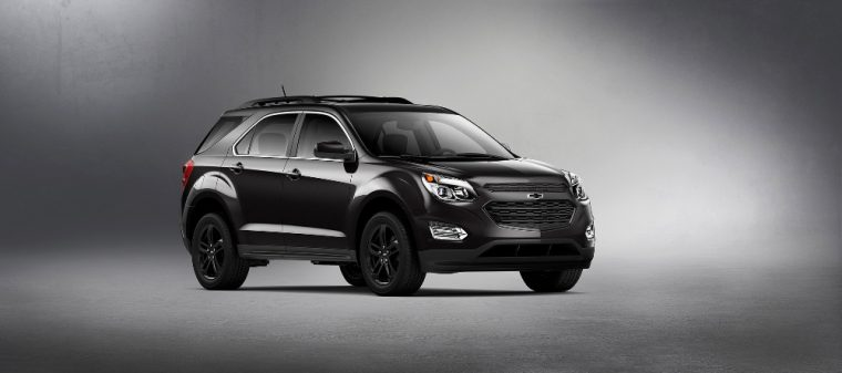 2020 Chevy Equinox Will Receive Midnight Edition - The ...