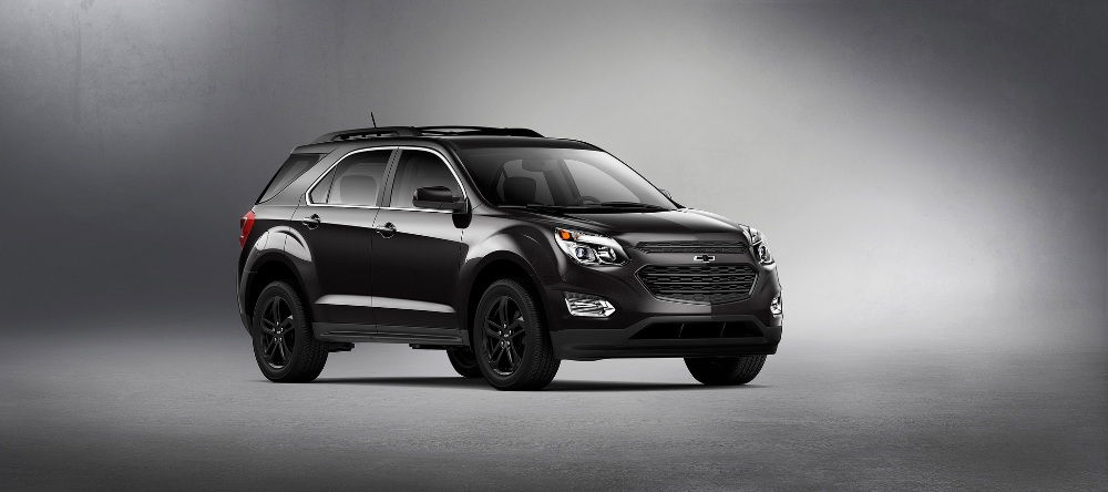 2017 Chevrolet Equinox LT Midnight Edition | The News Wheel