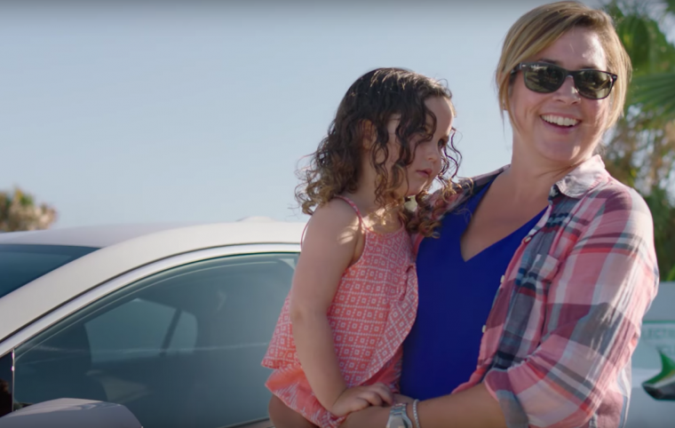 "2017 Chevy Volt owner Aleisha stars in ""Real Volt Owners"" video"